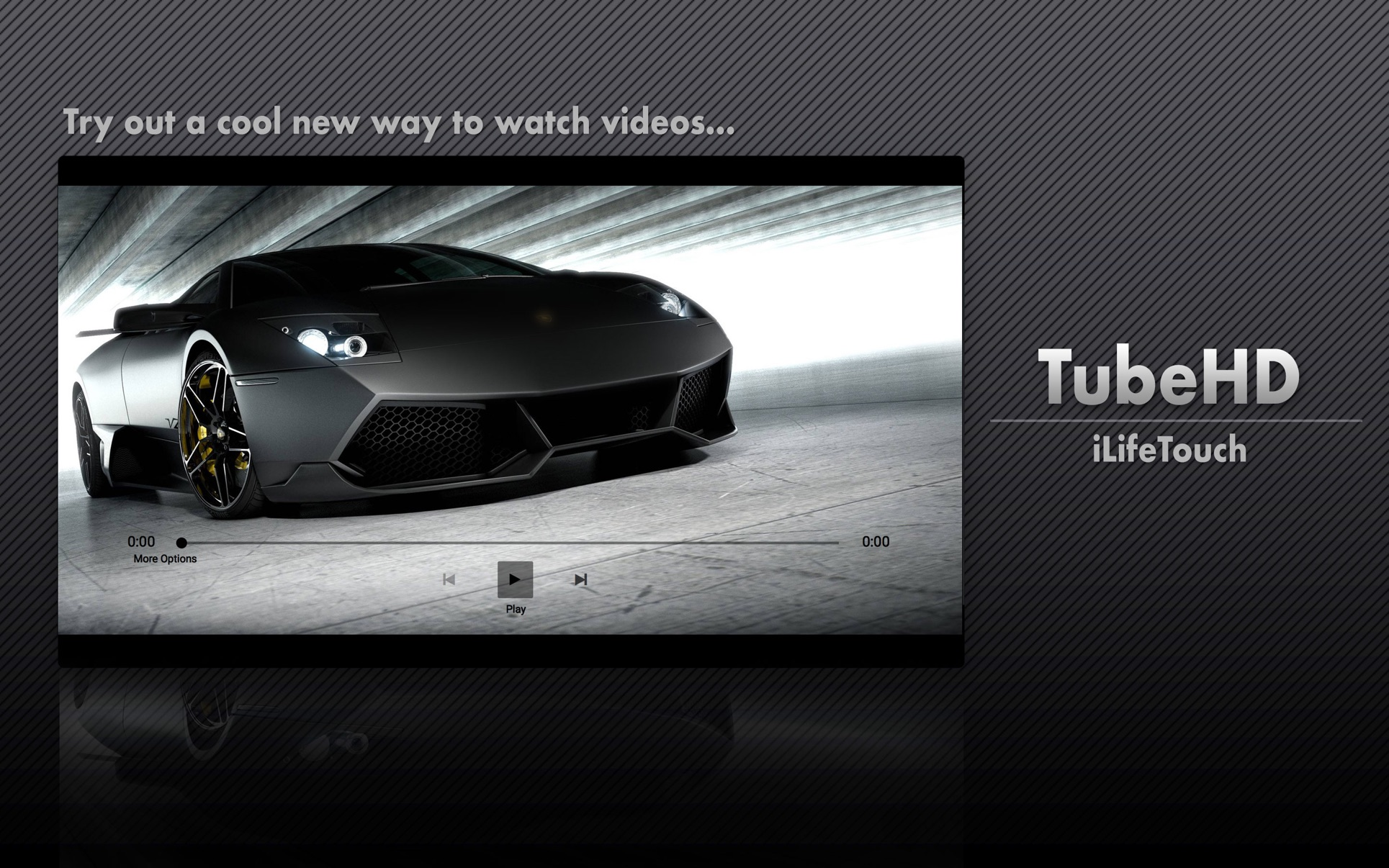 Tube HD on the MacAppStore