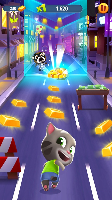 3 Minutes to Hack Talking Tom Gold Run - Unlimited
