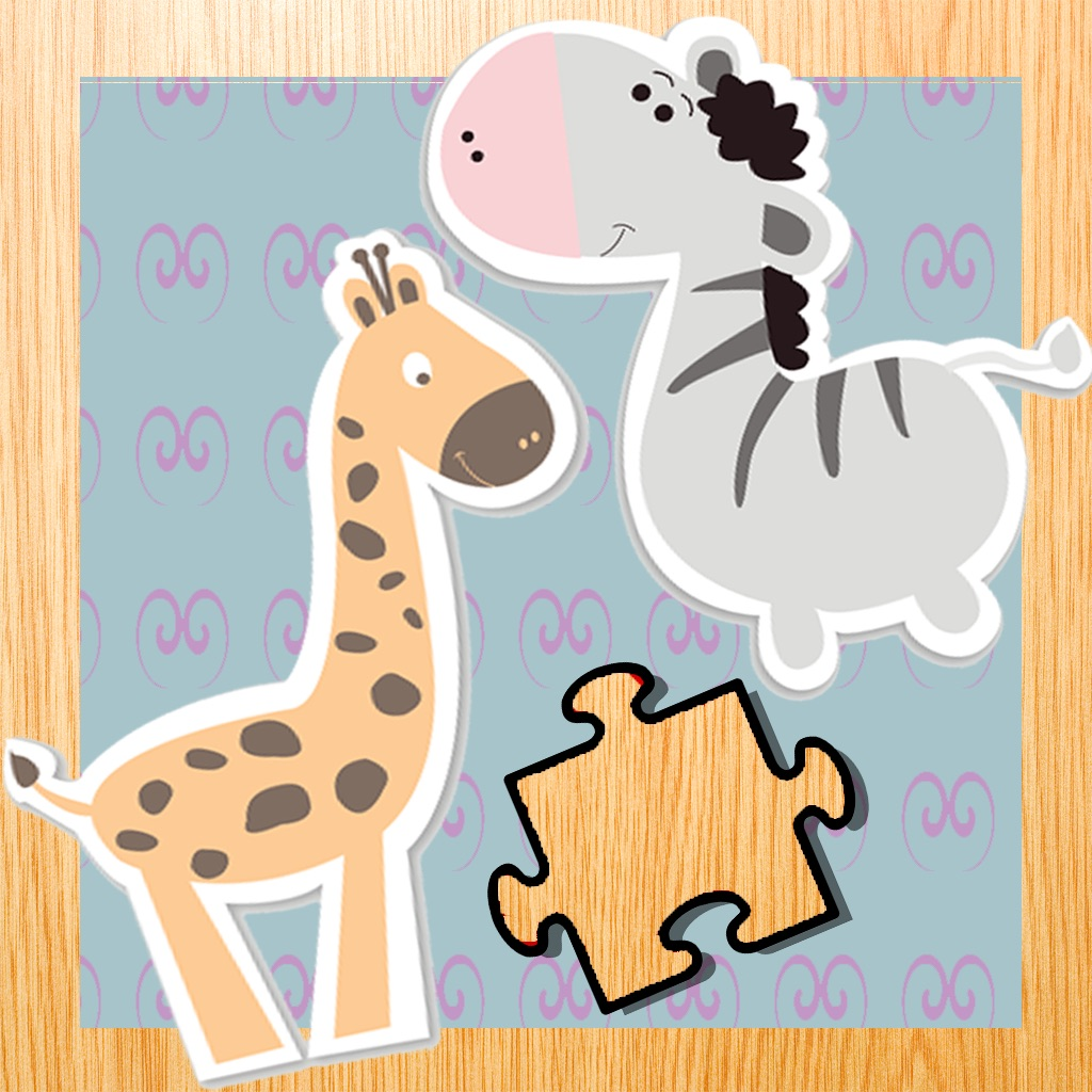 Animated Animal Puzzle Game For Kids, Babies & Toddler-s! hack
