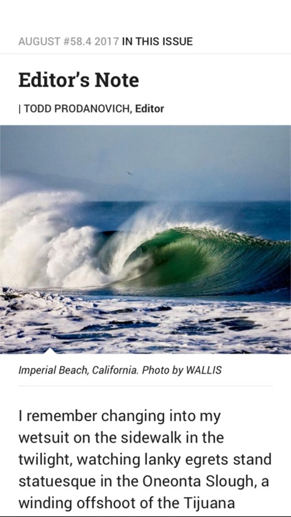 Surfer Magazine screenshot-1