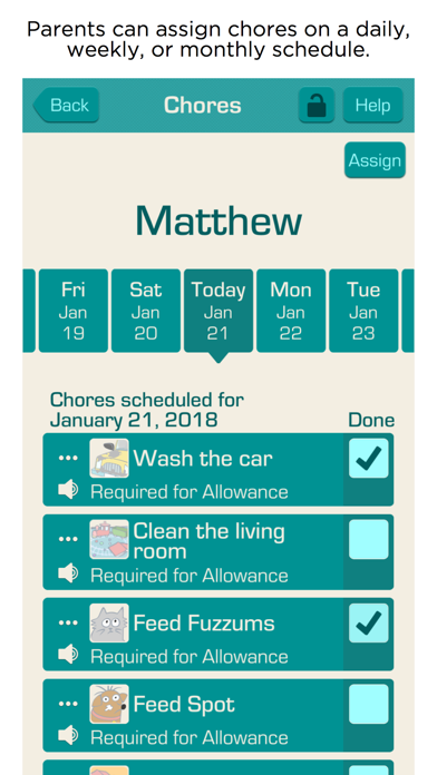 Download Allowance & Chores Bot for Pc