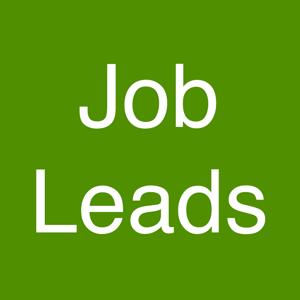 Job Leads app