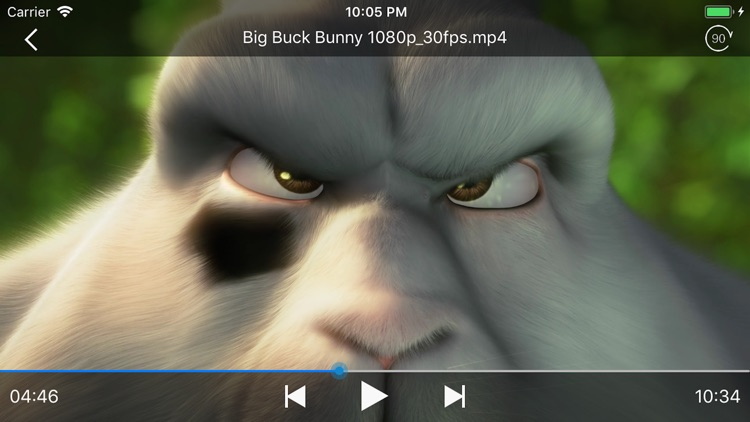 Swifter Player-HD Video Player