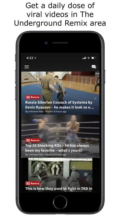 MMA Underground screenshot-3