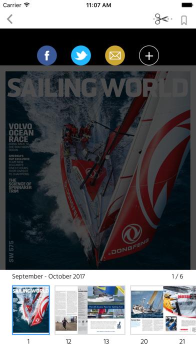 Sailing World screenshot 2