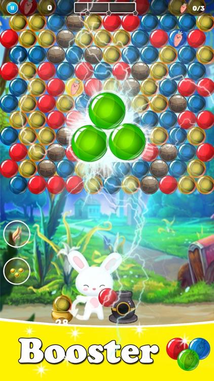 Rabbit Pop - Bubble Shooter