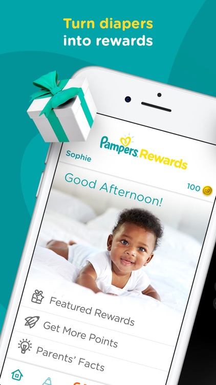 Pampers Club:: Rewards & Deals