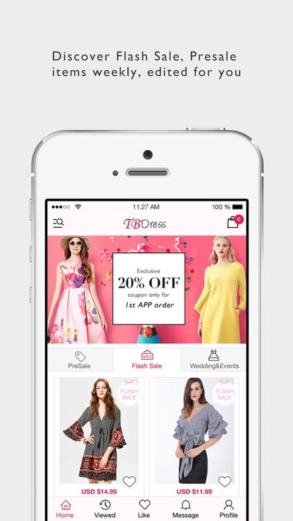TBdress Fashion Shopping