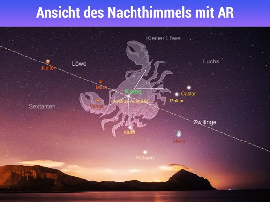 Die besten astronomie apps für android und ios astronomiefans