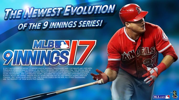 MLB 9 Innings 17 screenshot-0