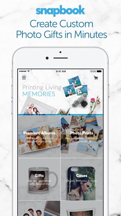 Snapbook: Print Photos & Gifts