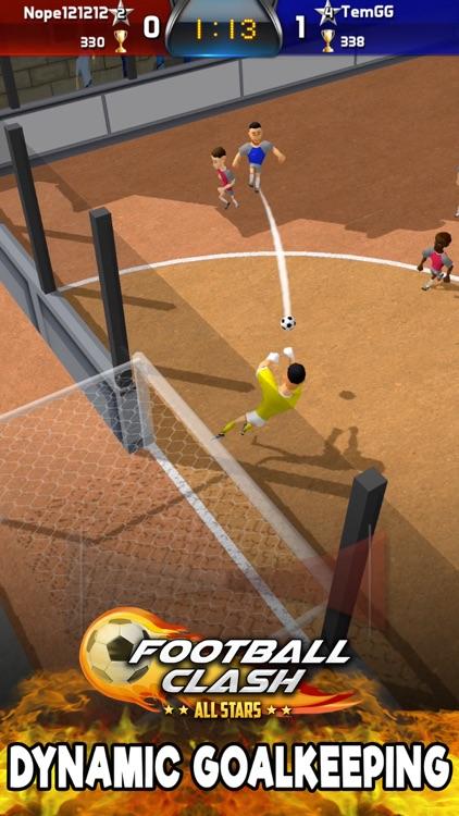 Football Clash: All Stars screenshot-4