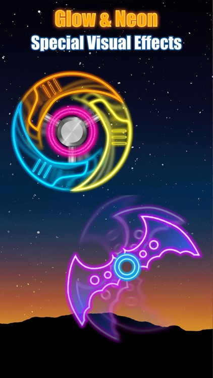 Fidget Hand Spinner screenshot-2