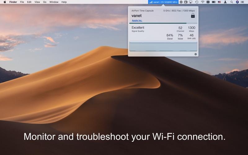 WiFi Signal Screenshot 1