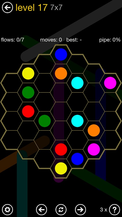 Flow Free: Hexes screenshot-4