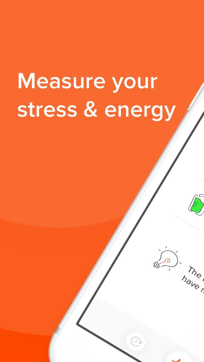 Welltory - heart rate monitor Screenshot