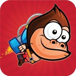 Super Jungle Adventure Monkey