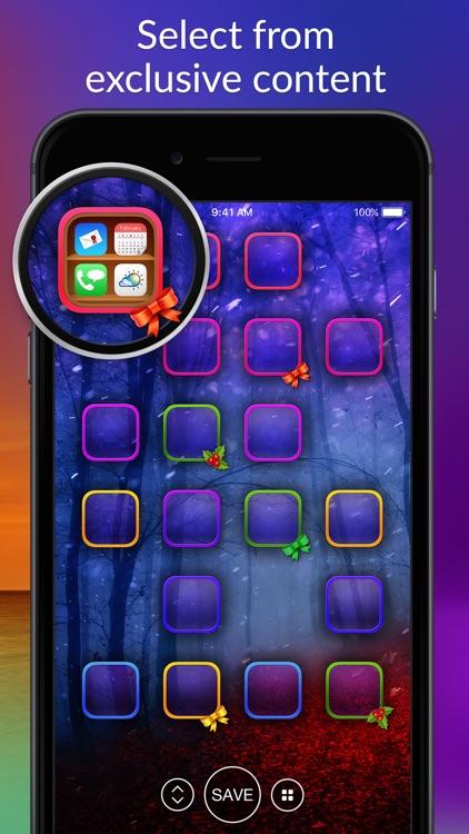 Pimp Your Screen - Cool Themes screenshot-3