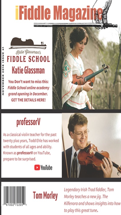 iFiddle Magazine
