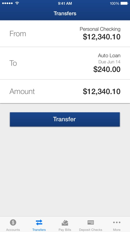 L&N FCU Mobile screenshot-2
