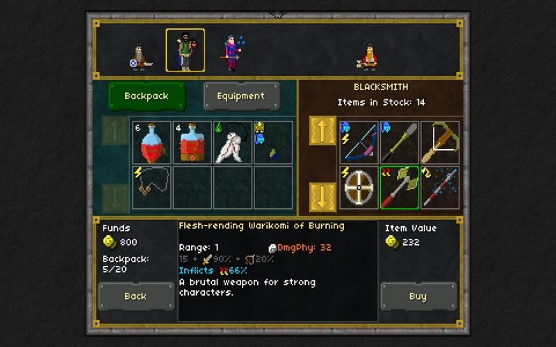 Pixel Heroes: Byte & Magic screenshot 1