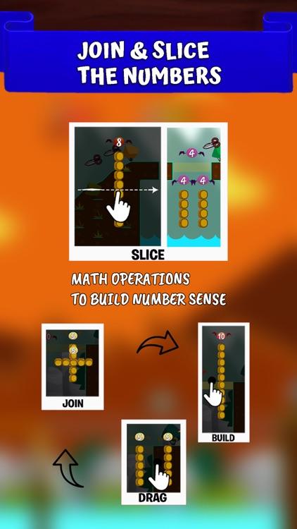 Math Bridges Games For Kids screenshot-3