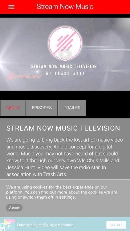 Stream Now -