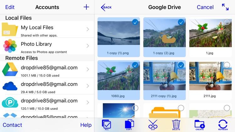 CloudEye Pro - File Browser screenshot-7