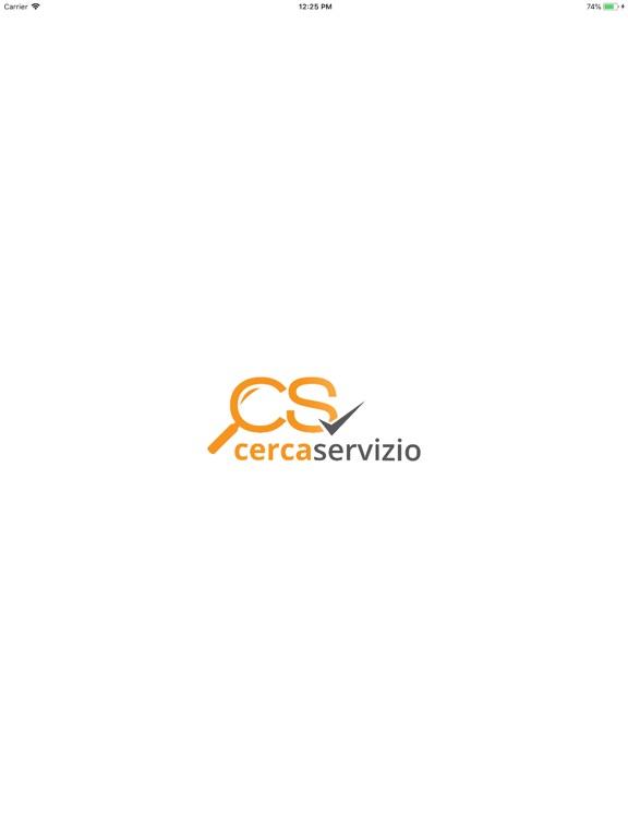 Image of Cercaservizio for iPad