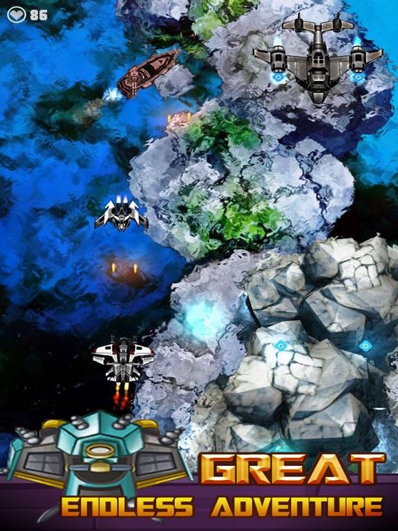 Modern Jet Fighter Skywar screenshot 6
