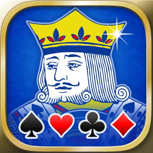 KING フリーセルソリティア