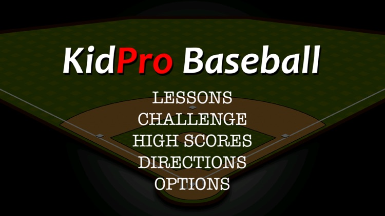 KidPro Baseball screenshot-0