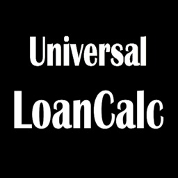 Universal LoanCalc