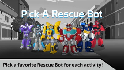 Transformers Rescue Bots screenshot 2