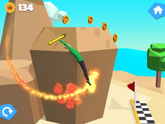 Flippy Gymnast screenshot 7