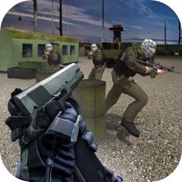 Combat Gun Shooting