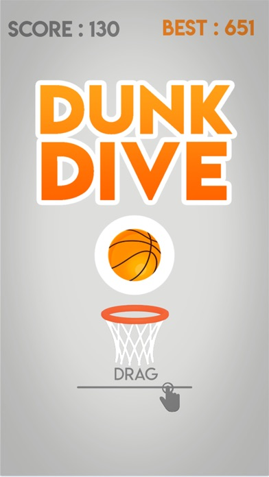 Dunk Dive screenshot 1