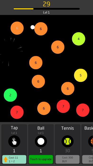 Idle Balls Screenshot 2