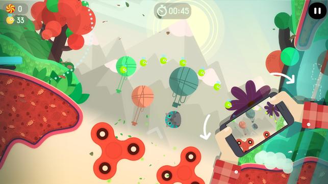 The Big Journey Screenshot