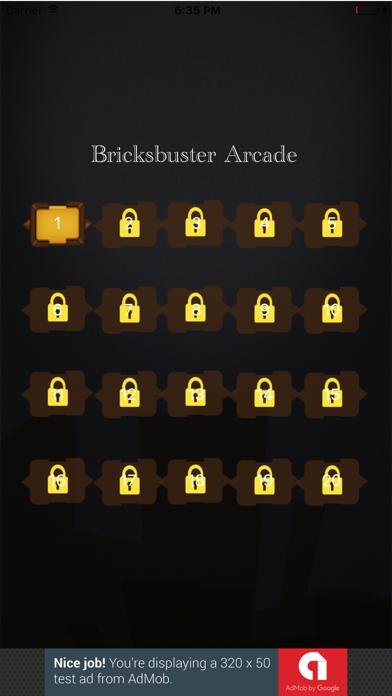 Bricksbuster Arcade screenshot two