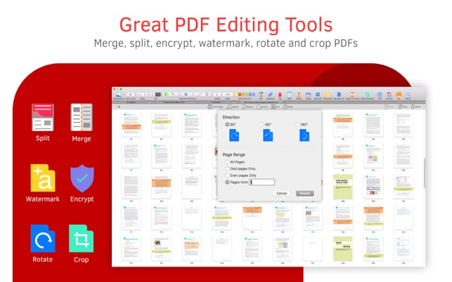 PDF Reader – Document Expert on the Mac App Store