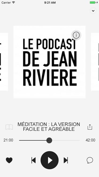 Le Podcast de Jean Rivière