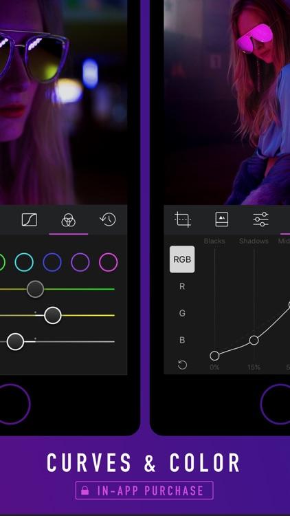 Darkroom – Photo Editor screenshot-4
