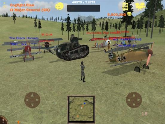 Screenshot #4 for Dogfight Elite