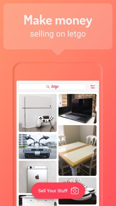 letgo: Buy & Sell Secondhand app image