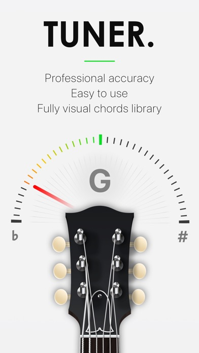 Guitar Tuner Pro & Chords tabs | Apps | 148Apps