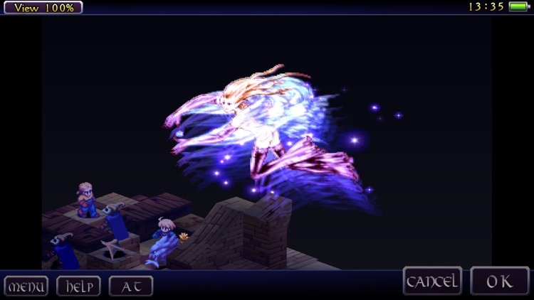 FINAL FANTASY TACTICS: THE WAR OF THE LIONS screenshot-3