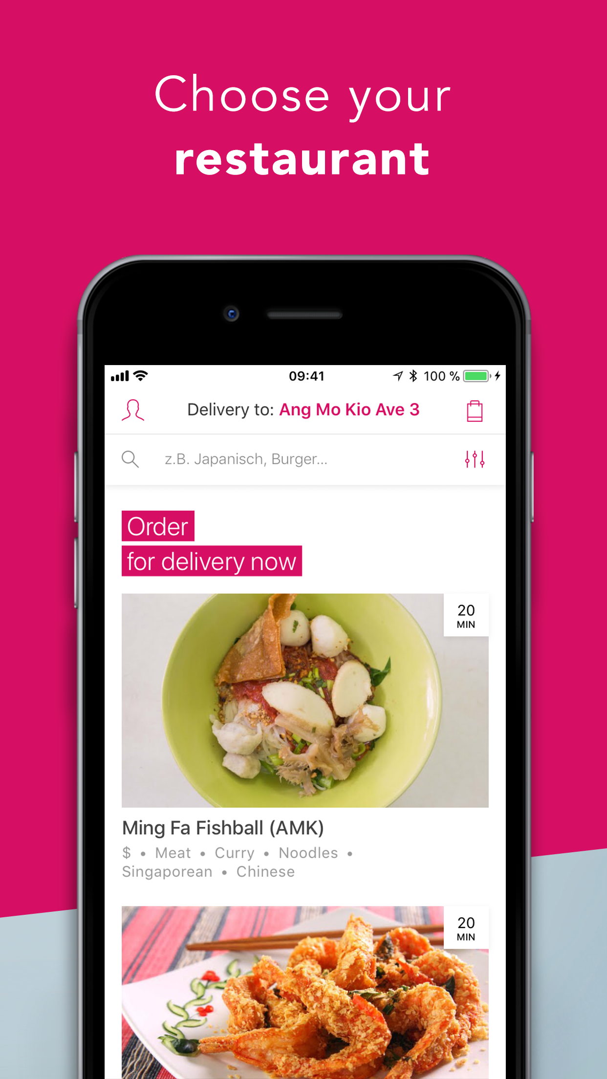 foodpanda - Food Delivery Screenshot
