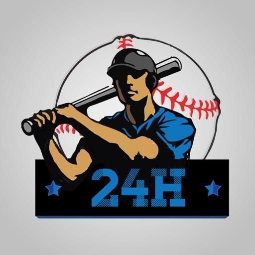 Los Angeles Baseball 24h iOS App