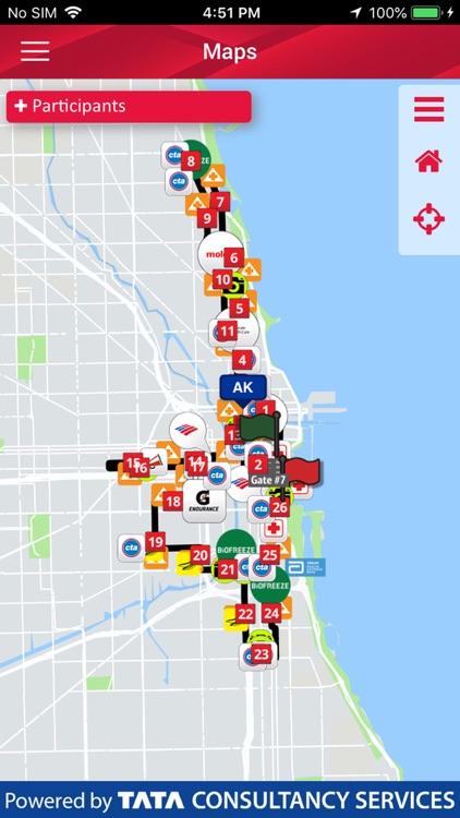 2018 Chicago Marathon screenshot-4